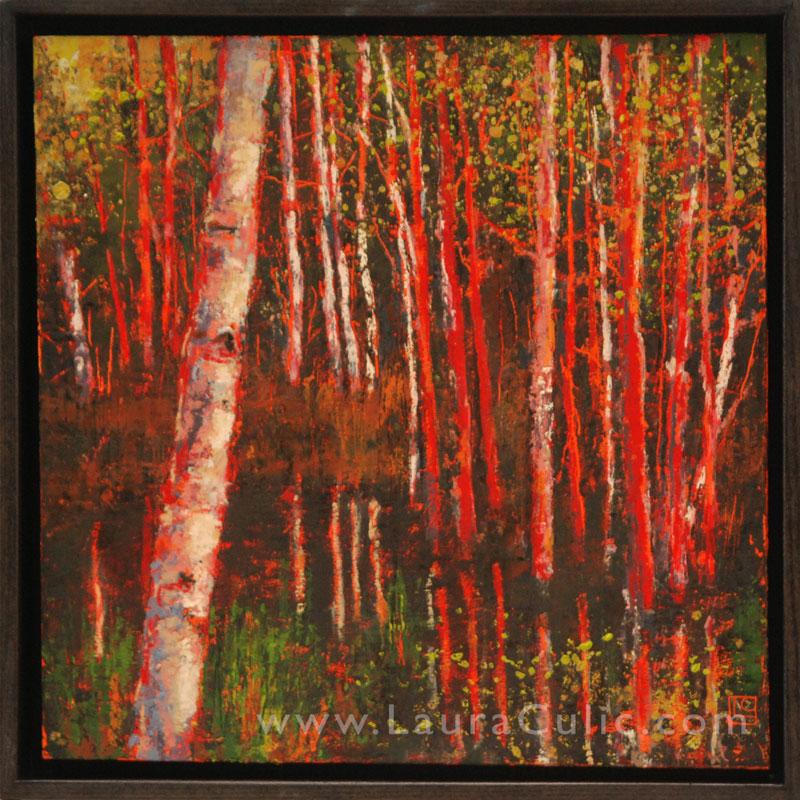 littlebogintheaprilwoods_12x12